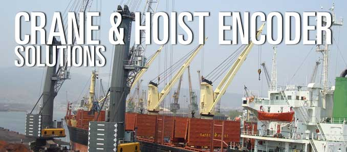Crane & Hoist | Avtron Encoders