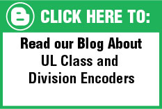 Blog- UL Class and Division Encoders