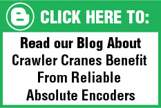 Blog- Crawler Cranes Benefit From Reliable Absolute Encoders