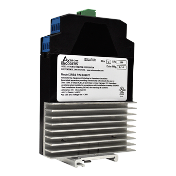 Avtron XRB2 Intrinsic Safety Isolator